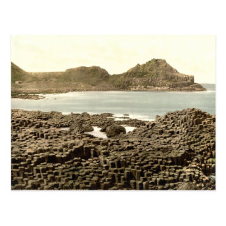 The Steuchans, Giant's Causeway, County Antrim Postcard