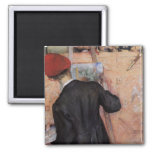 The Still Life Painter 1896 Refrigerator Magnets