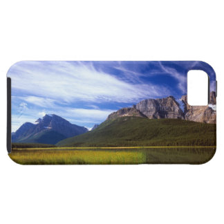The still waters of Waterfowl Lake make a iPhone SE/5/5s Case