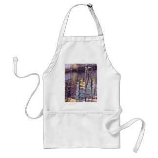 The Stilt Man Adult Apron