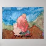 """The Stinker"" by JFR-- Katiamaria Photos & Design Poster"