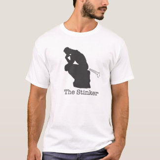 The Stinker Farting Farter T-Shirt