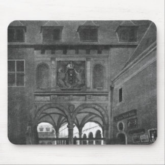 The Stock exchange in Amsterdam Mouse Pad