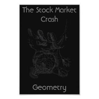 The Stock Market Crash Poster