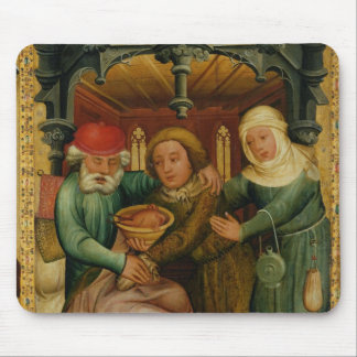 The Stolen Blessing from the High Altar Mouse Pad
