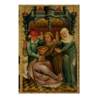 The Stolen Blessing from the High Altar Poster
