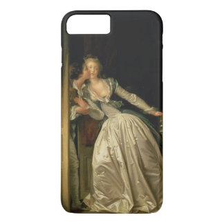 The Stolen Kiss by Jean-Honore Fragonard iPhone 7 Plus Case