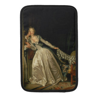 The Stolen Kiss by Jean-Honore Fragonard Sleeve For MacBook Air