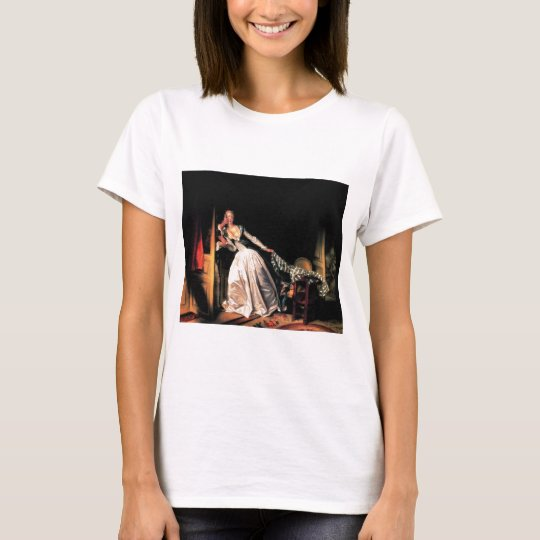 The Stolen Kiss by Jean-Honore Fragonard T-Shirt