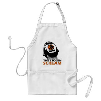 The Stolen Scream Aprons