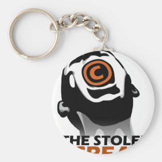The Stolen Scream Basic Round Button Keychain