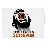The Stolen Scream Card