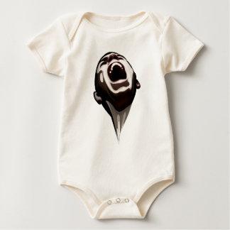 The Stolen Scream - Gohst Baby Bodysuit