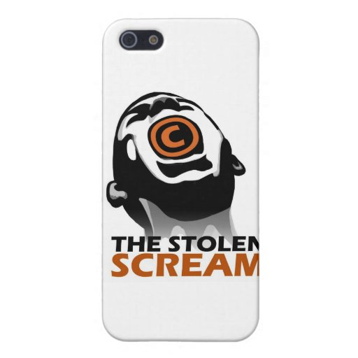 The Stolen Scream Cases For iPhone 5