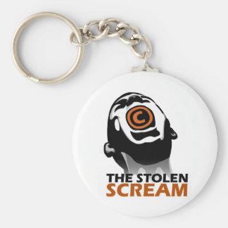The Stolen Scream Key Chains