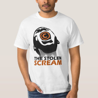 The Stolen Scream T-Shirt