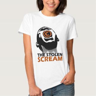 The Stolen Scream Tshirt