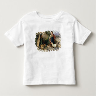 The Stone Breaker and his Daughter, 1830 Toddler T-shirt