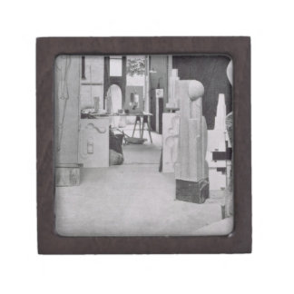 The Stone Carver's Workshop, from the Workshops of Premium Keepsake Boxes