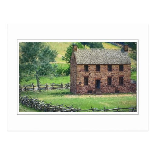 The Stone House Post Cards