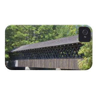 The Stone Mountain Covered Bridge at Stone iPhone 4 Case-Mate Case