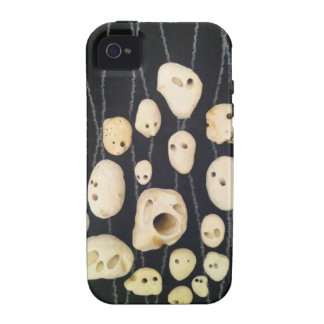 the stone people on the beach iPhone 4/4S cover