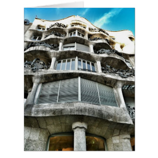 The Stone quarry of Antoni Gaudí