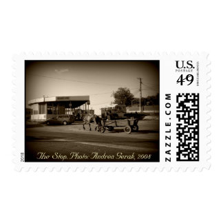 The Stop Postage Stamps