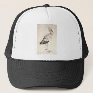The Stork by Albrecht Durer Trucker Hat