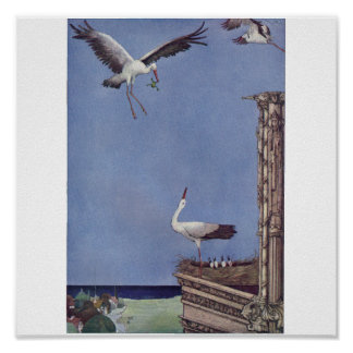 The Storks Posters