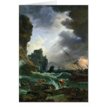 The Storm, 1777 Card