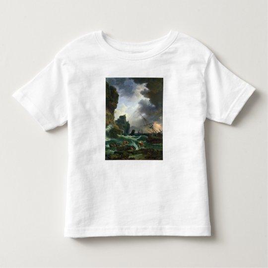The Storm, 1777 Toddler T-shirt
