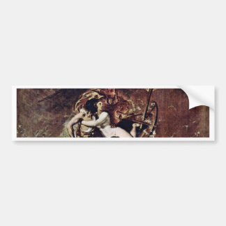 The Storm By Etty William (Best Quality) Bumper Sticker