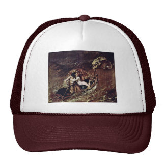 The Storm By Etty William (Best Quality) Trucker Hats