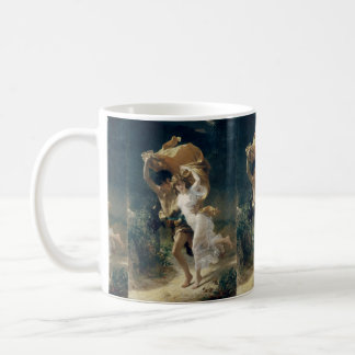 The Storm by Pierre Auguste Cot Coffee Mug