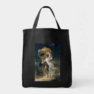 The Storm by Pierre Auguste Cot Tote Bag
