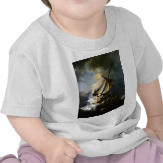 The Storm on the Sea of Galilee Tees
