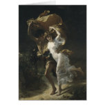 The Storm Pierre-Auguste Cot 1880 Cards