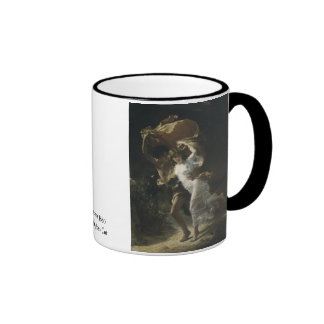 The Storm Pierre-Auguste Cot 1880 Mug