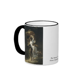 The Storm Pierre-Auguste Cot 1880 Ringer Mug