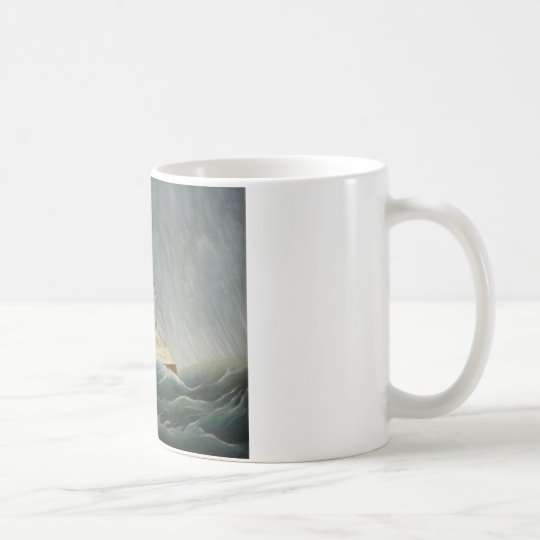 The Storm Tossed Vessel Coffee Mug