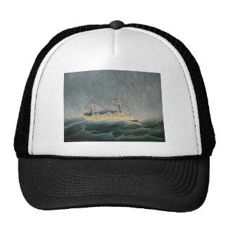 The Storm Tossed Vessel Trucker Hat