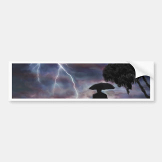 The storm Watcher 2 Bumper Sticker