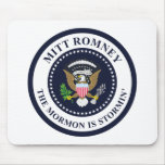 The Stormin' Mormon Mouse Pad
