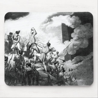 The Storming of Badajoz, 6th April 1812 Mouse Pad