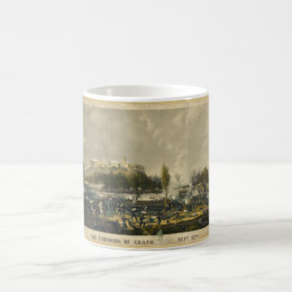The Storming of Chapultepec Mexican American War Coffee Mug