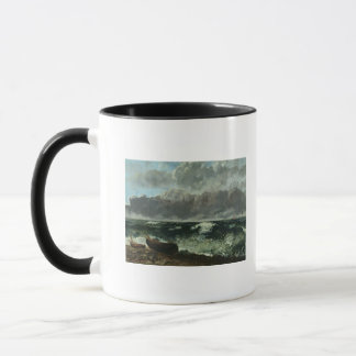The Stormy Sea or, The Wave, 1870 Mug