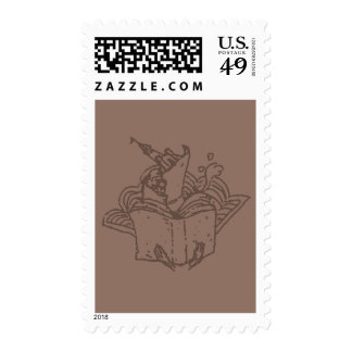 The story book postage
