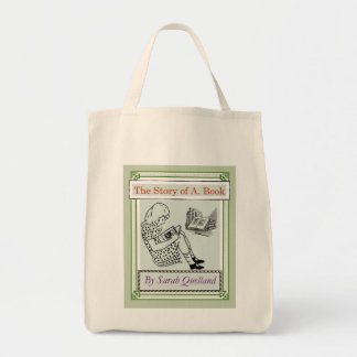 The Story of A. Book Tote Bag