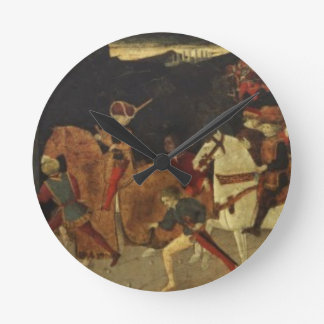 The Story of Alatiel, on Horseback and at a Banque Round Clock